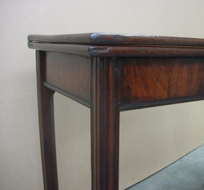 Chippendale tea table 3