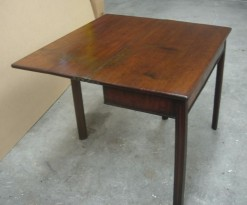 Chippendale tea table 5