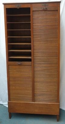 French oak filing cabinet4