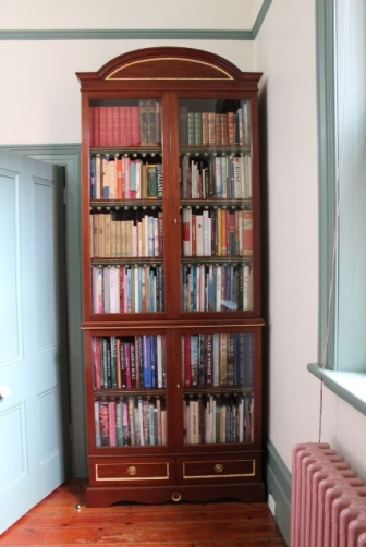Library bookcase 1