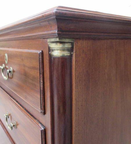 Mid18thc chest detail