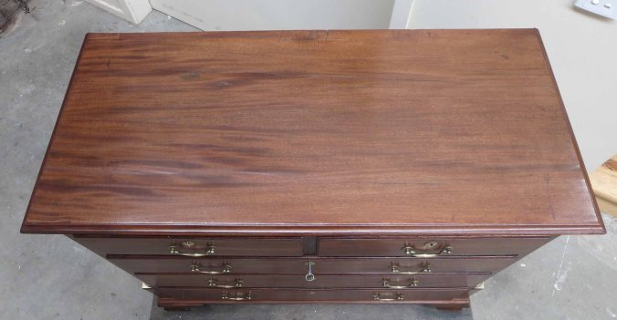 Mid18thc chest top