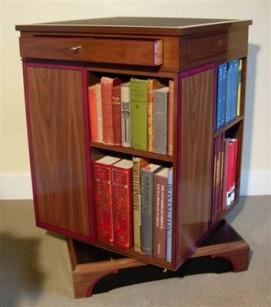 Revolving bookcase 2