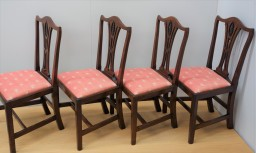 Camel back chairs 1