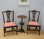 Camel back chairs 2