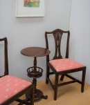 Camel back chairs 3