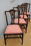 Camel back chairs 4